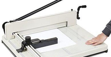 guillotina de papel profesional femor 400 hojas