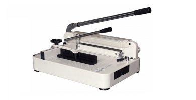 guillotina profesional papel
